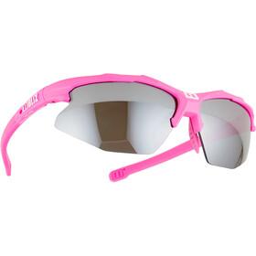 Bliz Hybrid M11 Occhiali per Small Faces, rosa/grigio